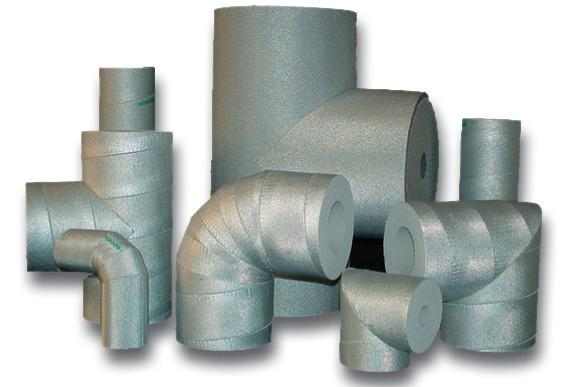 Trocellen Pipe Insulation