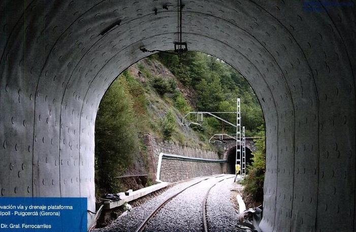 Ripoll tunnel